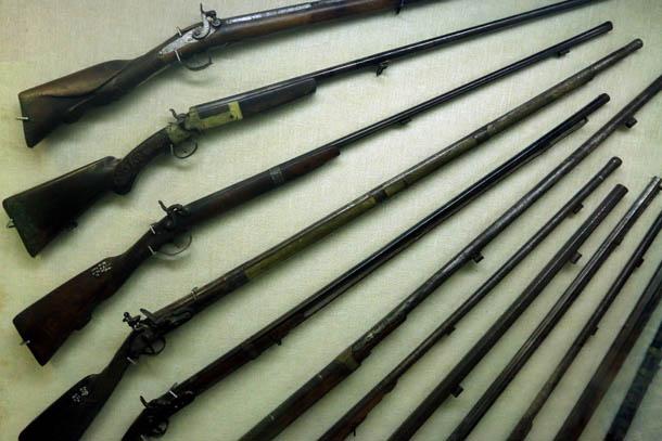 ружья