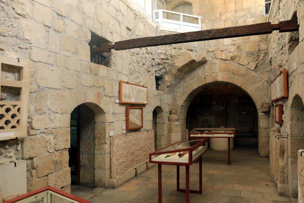 выставочный зал замка