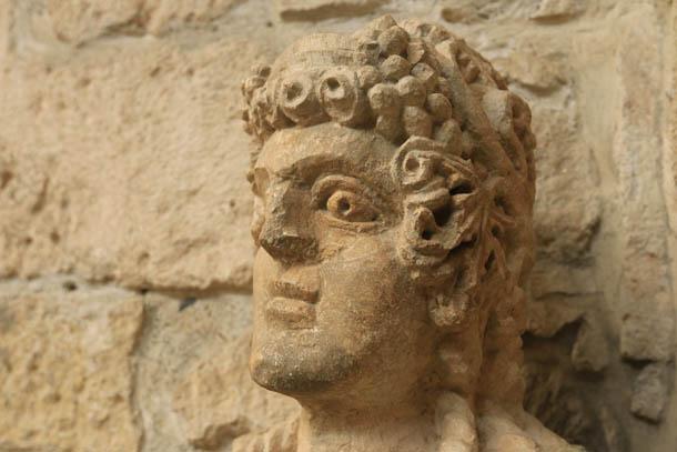 скульптура диониса