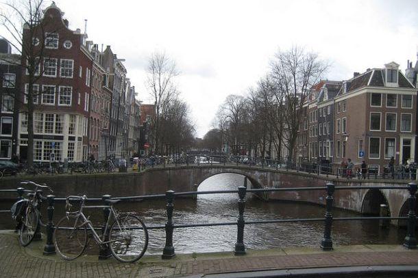 Мосты, соединяющие улицы