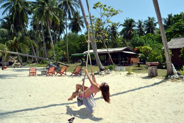 Таиланд остров Тан