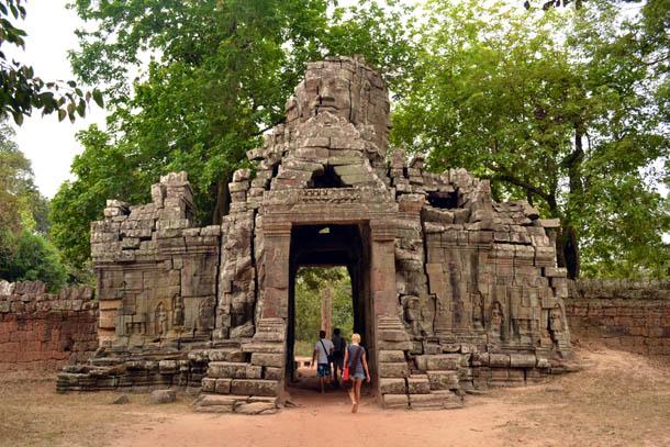 Ангкор Ват. Камбоджа