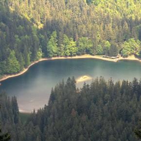 Озеро Синевир – история и легенды