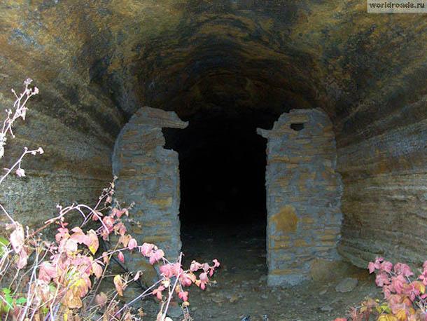 Туннели Большого Лога