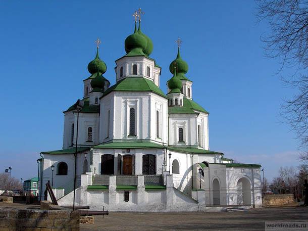 Воскресенский собор XVIII века, Старочеркасск