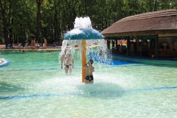 Бассейн с пресной водой в Косино