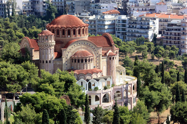 Что посмосмотреть в Салониках