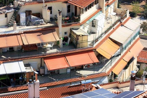 балконы домов