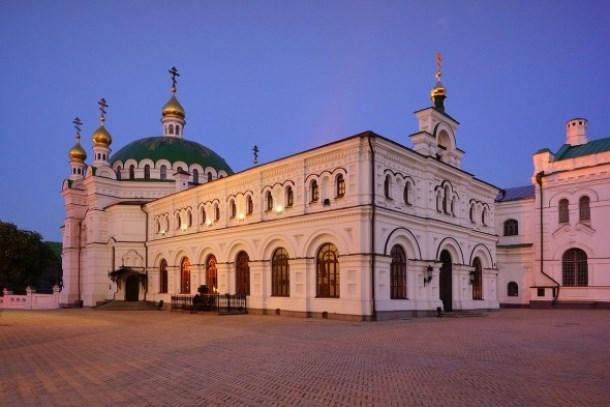 Трапезный храм, Киево-Печерская лавра