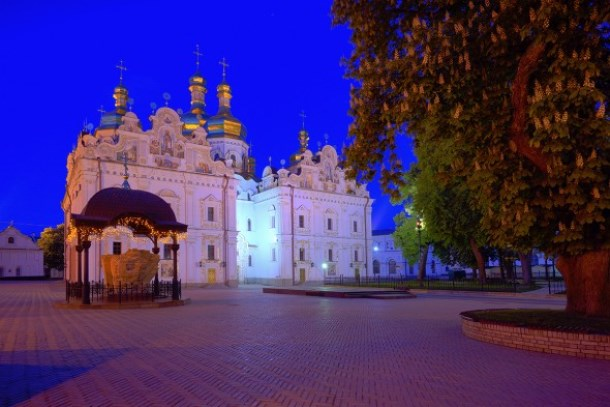 Успенский собор, Киево-Печерская лавра