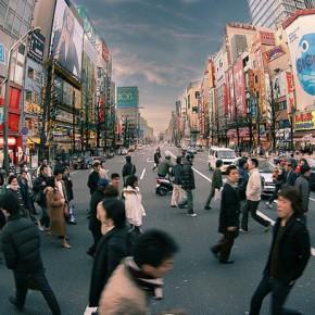 Акихабара — квартал электроники в Токио