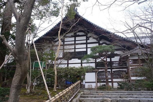 Храм Рёан-дзи в Киото