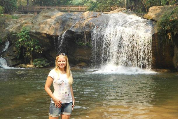 Чианг Май, водопады Mae Sa