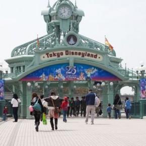 Токийский Диснейленд — сказка для детей и взрослых