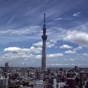 Телебашня Небесное дерево Токио