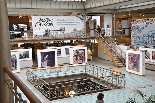 Брюссельский музей комиксов