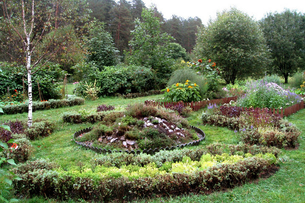 Горно-Алтайский сад