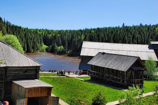 Хохловка — архитектурно-этнографический музей