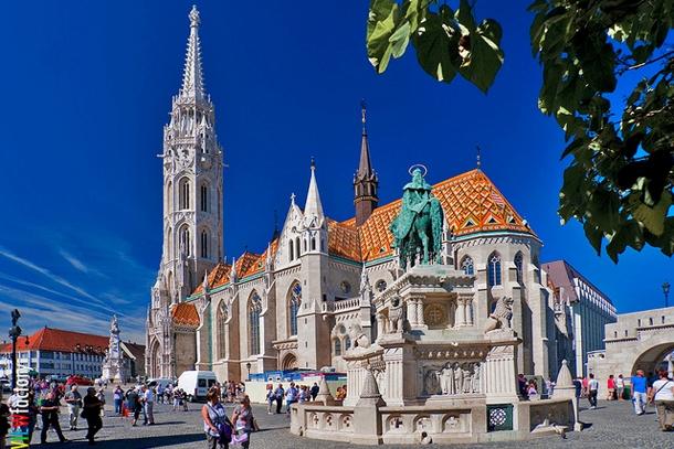 Церковь Святого Матяша в Будапеште