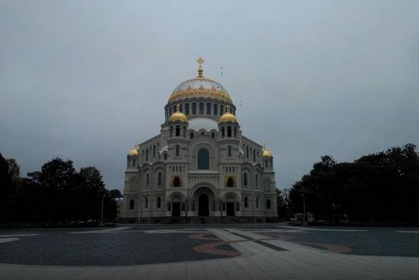 Морской собор Николая Чудотворца в Кронштадте