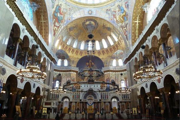 Никольский собор в Кронштадте