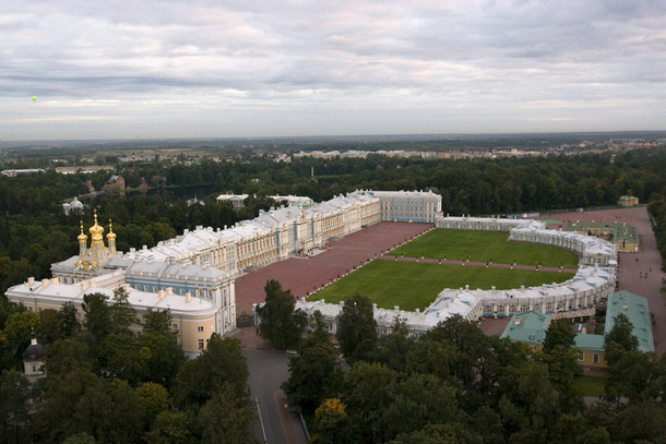 Музей-заповедник Царское село, Ленинградская область
