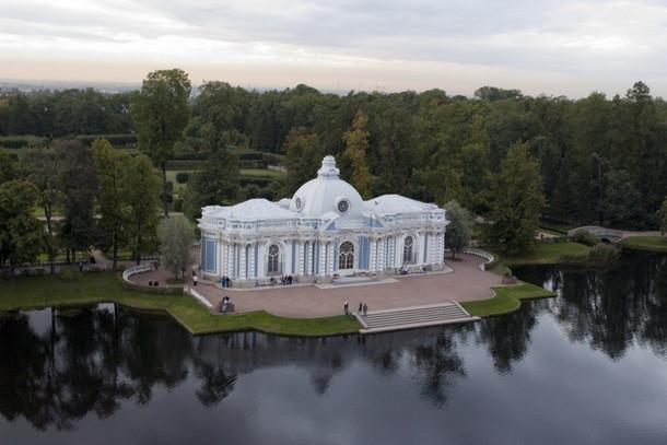 Царское село - музей-заповедник
