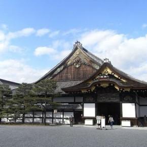 Замок Нидзё – национальное сокровище Японии
