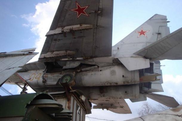 Музей авиации, МиГ-29