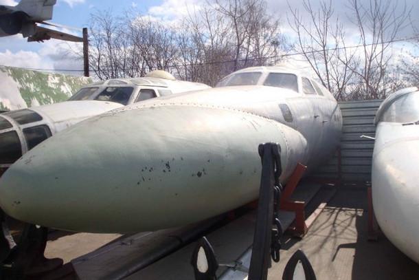 Музей авиации, Пермь