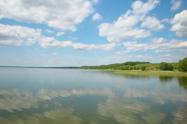 Плещеево озеро в Ярославской области
