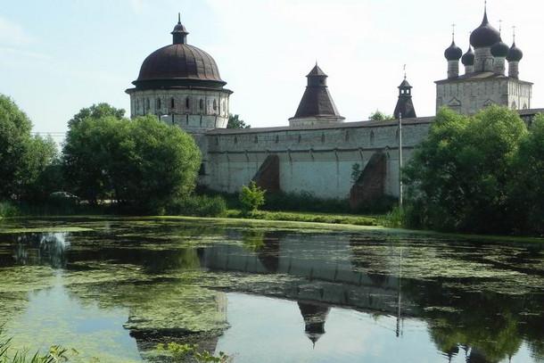 Борисоглебский монастырь, Ярославская область