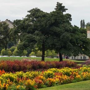 Варошлигет – центральный городской парк в Будапеште