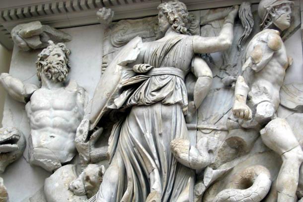 Берлин, музей Пергамон - обязательно рекомендую любителям античной истории