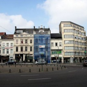 Авеню Луиc — деловой квартал Брюсселя