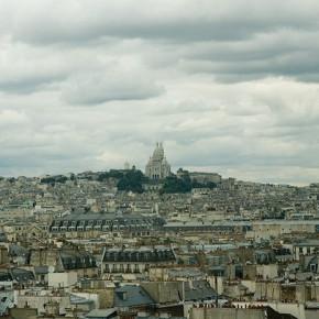 Базилика Сакре-Кёр на Монмартре