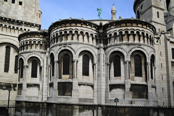 Базилика Сакре-Кёр, Франция