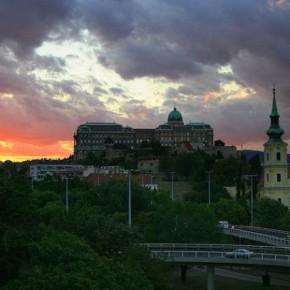 Будайская крепость — замок венгерских королей
