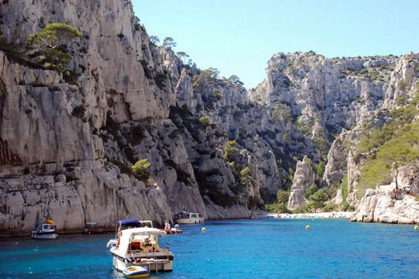 Бухты Каланки, средиземноморские фьорды