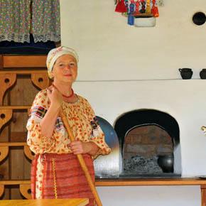 Десятиручка – музей русских традиций на Алтае