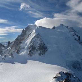 Монблан – вершина Французских Альп