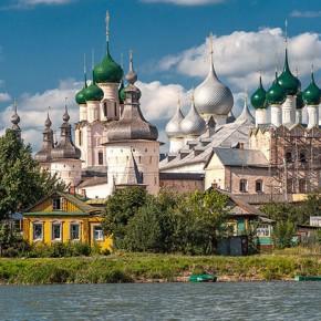 Ростовский кремль — уникальный памятник русской архитектуры