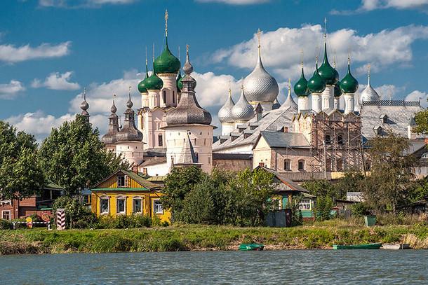Ростовский кремль - музей-заповедник
