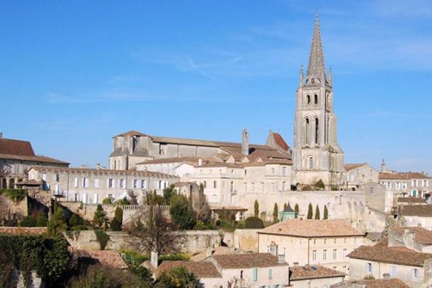 Сент-Эмильон – город со вкусом вина