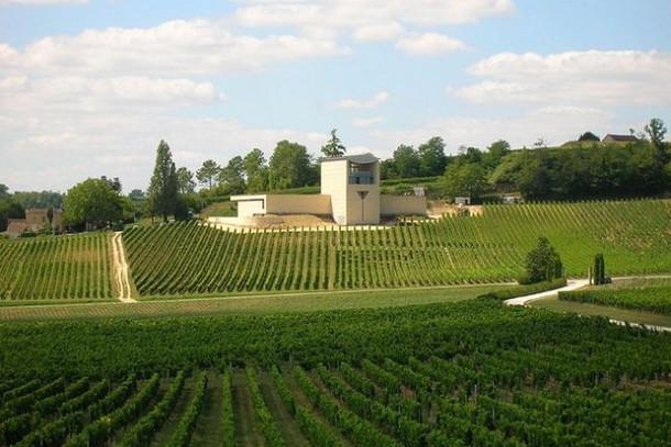 Виноградники Сент-Эмильона, Франция