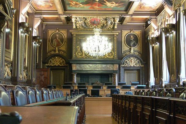 Зал заседания совета