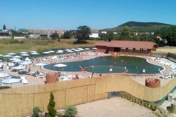 Открытый бассейн Жаворонок