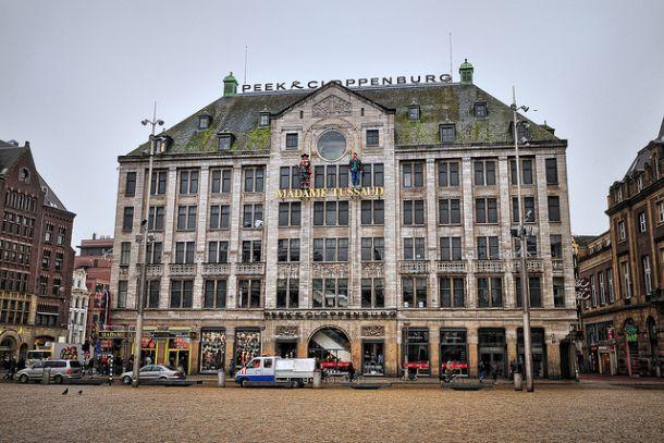 Музей мадам Тюссо в Амстердаме