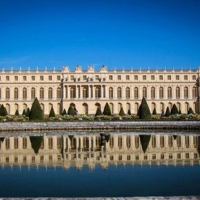 Версальский дворец – величественный символ Франции