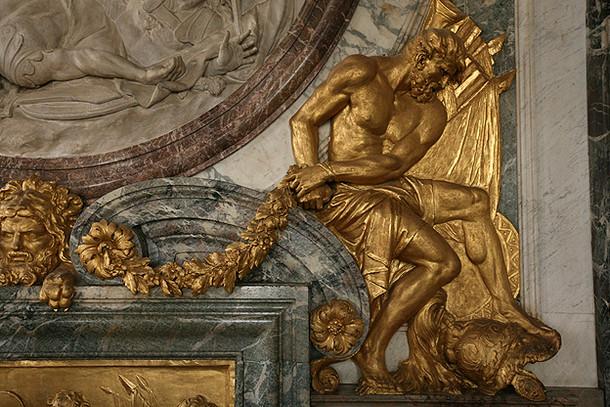Версальский дворец, королевские покои